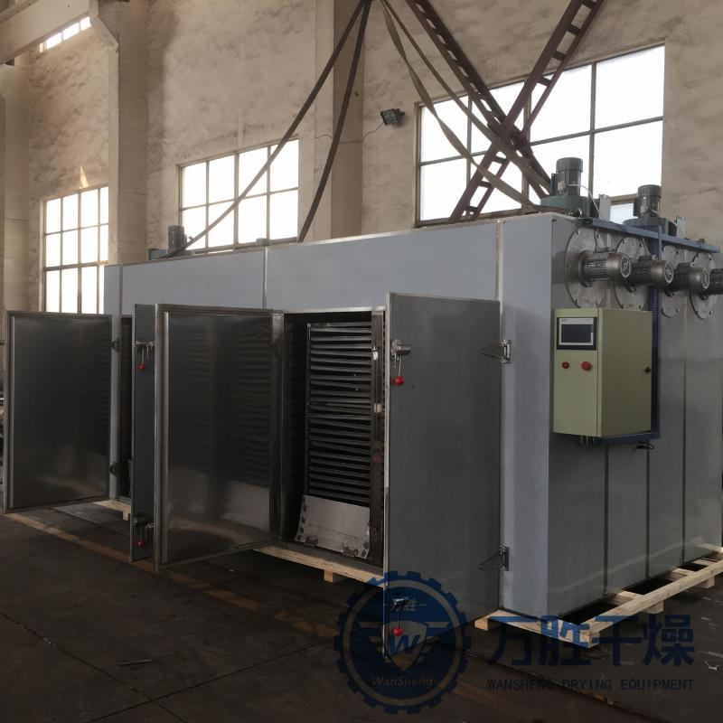 高温电热鼓风烘干机 食品化工烘干设备 玻璃器皿热风循环烘箱