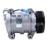 德龙X3000空调压缩机 6PK冷气泵 空调制冷泵 图片 价格 厂家