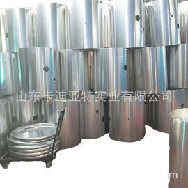 解放J6 600升铝合金燃油箱 解放J6 加厚铝合金燃油箱 质量保证