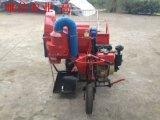 陕西轮式小麦收割机