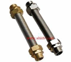 立盾空调软接头(LDJDG)、阀门配件、黄铜接头、不锈钢接头