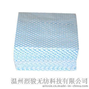 工厂直销 一次性布印花布 清洁布 无纺布公司订做批发