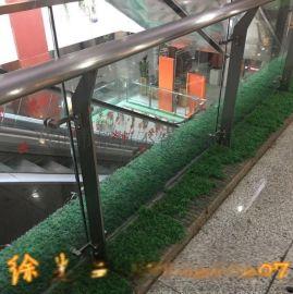 耀恒 供应不锈钢商场玻璃防护栏杆 酒店宾馆栏杆