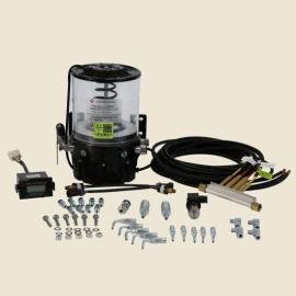 供应商厂家直销2017集中润滑系统之ALP50系列齿轮润滑泵