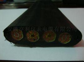 行车扁电缆ZRA-YJGCFPB22重型机器