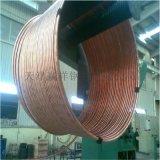 廠家直銷T1T2紫銅管 空心銅管 紫銅方管規格齊全