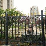 黑框  球墨铸铁护栏景区铸铁围栏别墅围墙铁艺栏杆