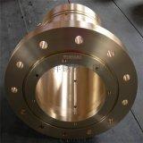 现货加工 紫铜套 精密铜套 浇筑铜套 T2紫铜套