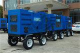 帶拖車400A柴油發電電焊機廠家