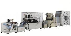 供酒标  商标印刷机 热转印丝印机