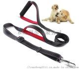 宠物狗用品户遛狗训狗牵引绳 尼龙牵引器