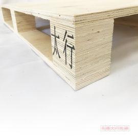 苏州出口免熏蒸木栈板   厂家定制胶合板托盘