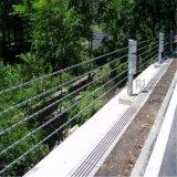 五索柔性纜索護欄,公路纜索防撞護欄