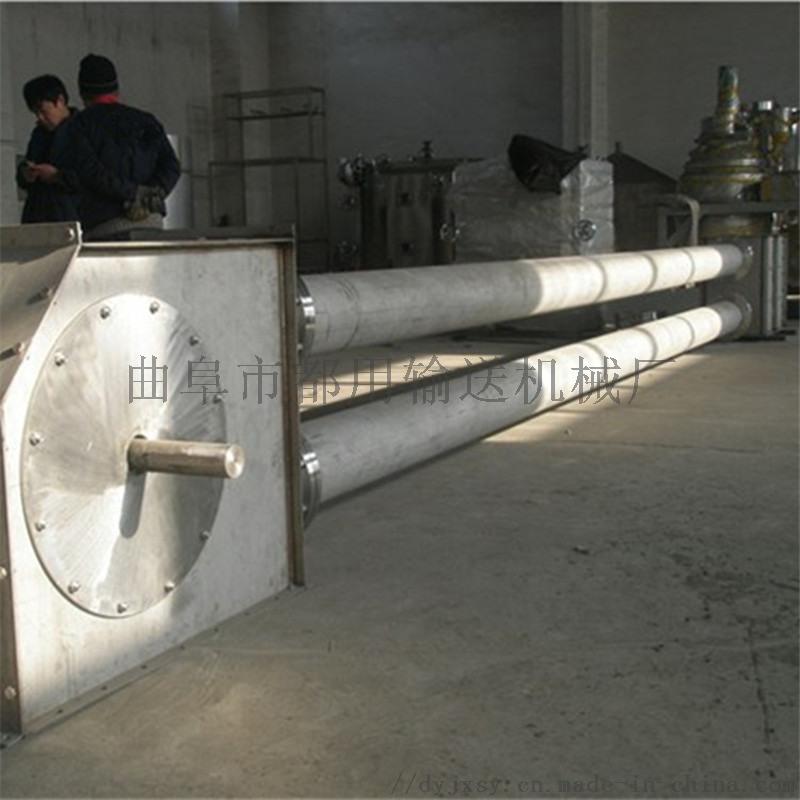 多用途石英砂灌仓垂直管链机 小块状矿石管链输送机xy1