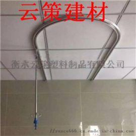 氧化输液滑轨A顺平铝合金输液轨道A氧化输液滑轨厂家