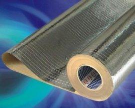 厂家直销铝箔牛皮纸 铝箔淋膜纸 淋膜加工