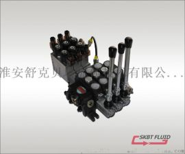 DCV100-3電液控多路閥