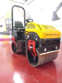 小型压路机 全液压振动式座驾压路机 厂家直销