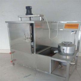 厂家优惠 气压双排豆腐机新型果蔬豆腐机