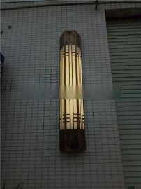 森隆堡slb-01壁灯800mm仿云石壁灯 户外防护岁云石壁灯