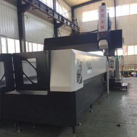 模具加工重型数控龙门铣床加工中心 DHXK  沧州直销