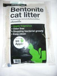 5L苹果味不规则猫砂