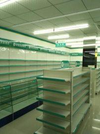 成都药房展柜定做成都药房货柜