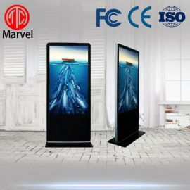 42/55寸立式广告机网络播放器LED屏液晶高清触摸电视落地式一体机