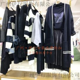 广州设计师品牌拓谷女装批发 拓谷品牌折扣女装尾货一手货源