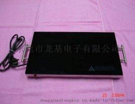 玻璃电热板 钢化玻璃电加热板 玻璃加热器