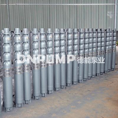 天津400QJ不锈钢井用潜水泵