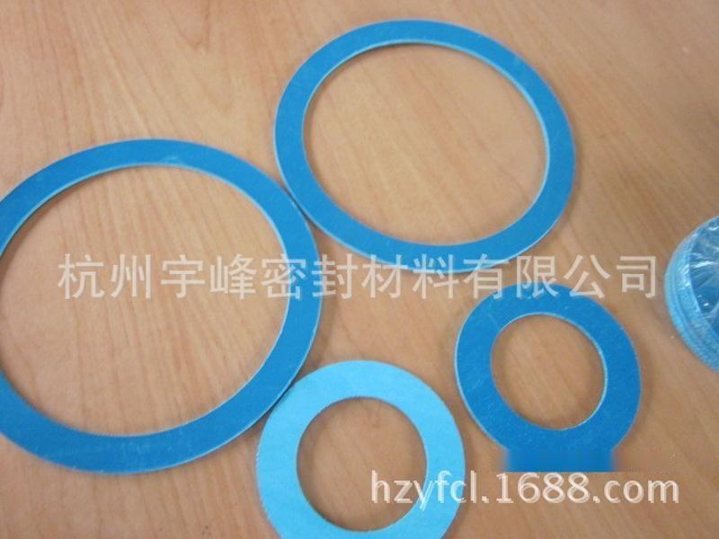 四氟管道垫片 膨化四氟垫片 四氟带状垫片 非石棉垫片