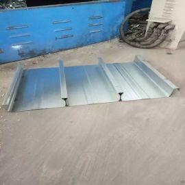 胜博 YXB65-220-660型闭口式楼承板 镀锌压型楼板 Q345承重板 0.7mm-1.2mm厚