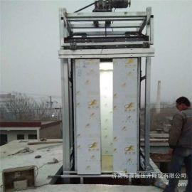 濟南偉晨供應別墅電梯 家用小型電梯 液壓升降平臺