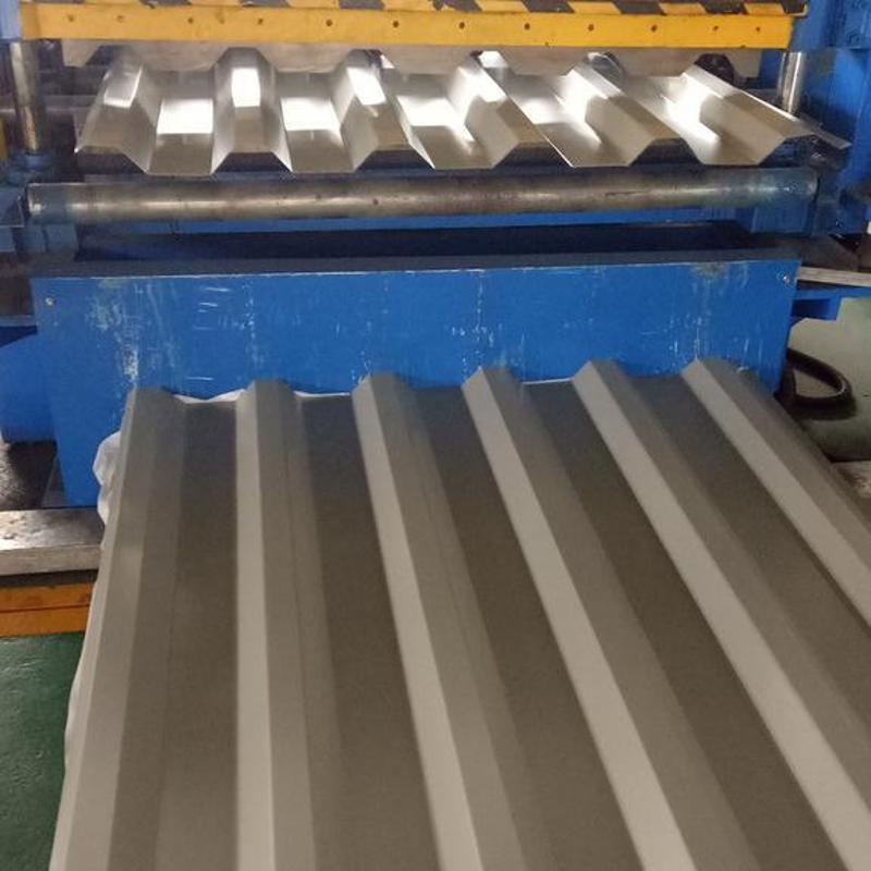 胜博 YX35-190-760型单板 0.3mm-1.0mm厚 彩钢压型板/竖排墙板/奥迪4S店专用板/坲碳漆层压型板