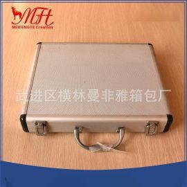 廠家定制鋁合金手提鋁箱 家用應急消防鋁箱 車載消防箱