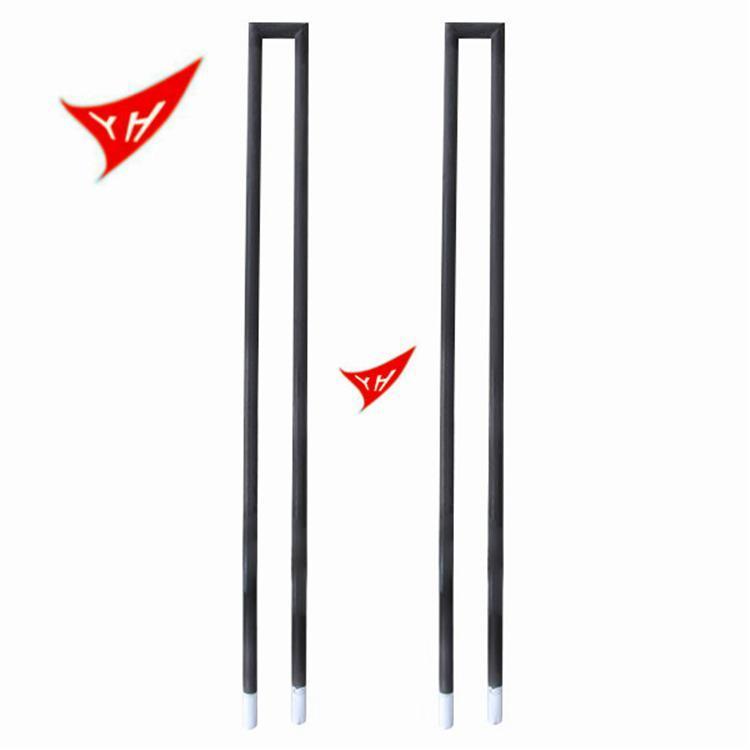 煜昊硅碳棒价格/实验炉U型硅碳棒