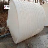 錐底5立方攪拌塑料桶 5噸錐底塑料桶