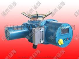 扬州扬修新品F-DZW30多回转智能型阀门电动装置