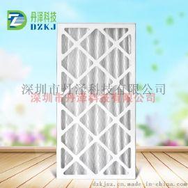 深圳丹泽纸框初效空气过滤器厂家直销原装现货空气过滤器