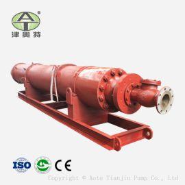 无轴向力950方大流量矿用潜水泵_潜水电泵