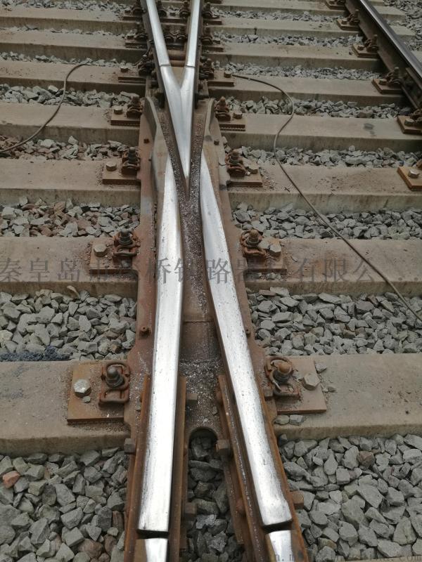 混凝土枕50Kg/m鋼軌6號單開道岔