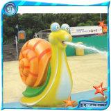 儿童戏水设备,戏水小品蜗牛喷水