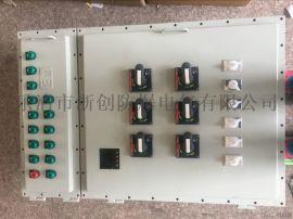化工厂防爆箱 防水电源插座箱 不锈钢防爆电箱