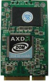 SATA协议pice接口固态电子硬盘(AXD-MPC-512MS)
