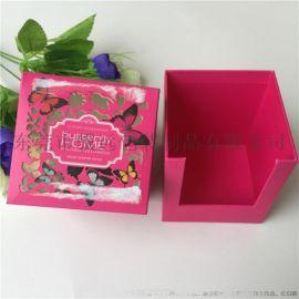 廠家供應香水盒車載香水盒蝴蝶印刷禮盒通用禮盒定制