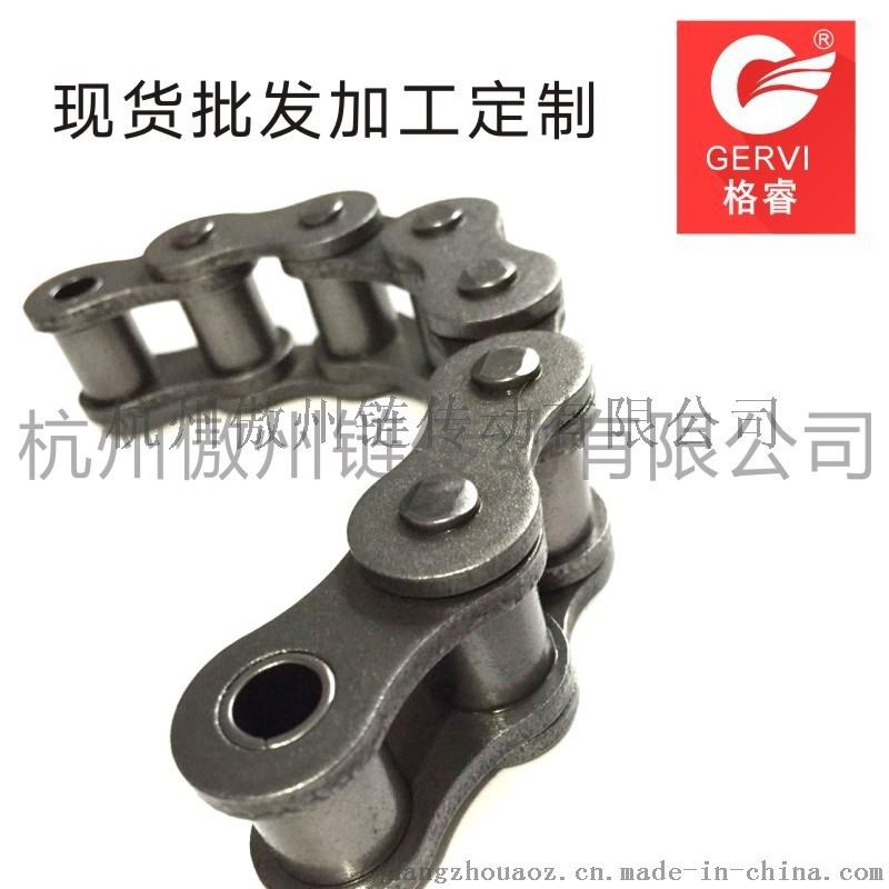 304不锈钢链条 碳钢链条 传动链条