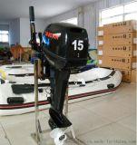 金明马力船外机马达螺旋桨橡皮艇推进器配件