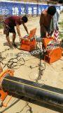 衡阳355型燃气pe管自动热熔机厂家直销