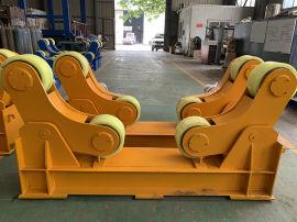 广东30吨40吨滚轮架厂家自调式滚轮架可调式滚轮架
